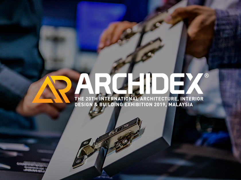 Meet Titus team at Archidex 2019, Malaysia